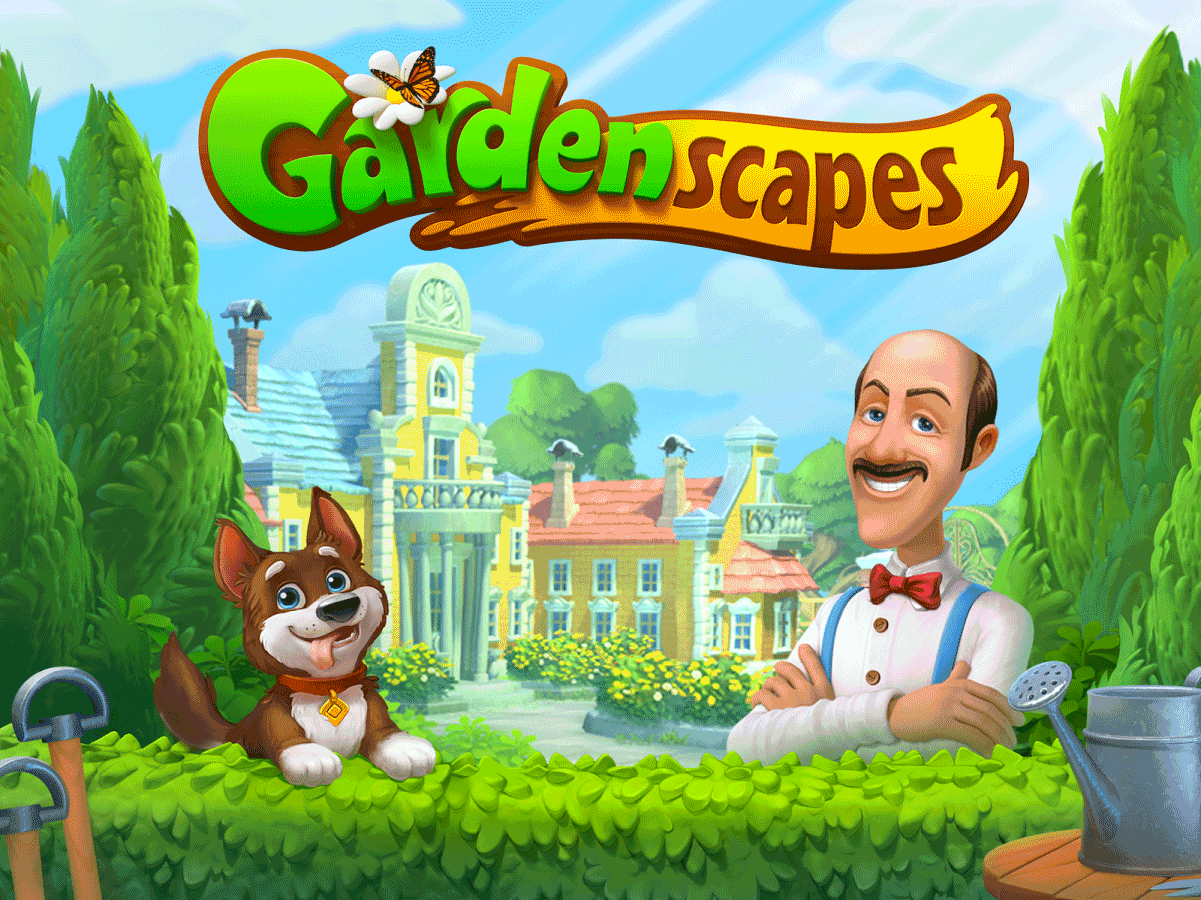 Gardenscapes Free Download
